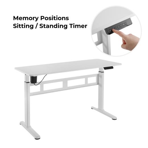 Delux Height Adjustable Standing Desk (1)
