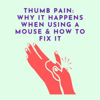 Thumb Pain